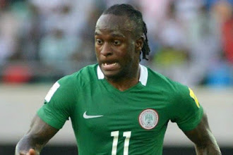 Victor Moses to miss out of Super Eagles, DR Congo match