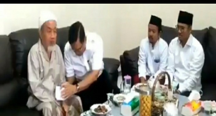 Luhut Amplop ke Kiai, GP Ansor: Tradisi Itu Bukan Pas Pilpres Saja