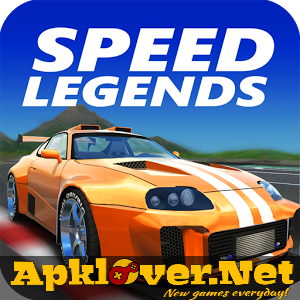 Speed Legends MOD APK unlimited money