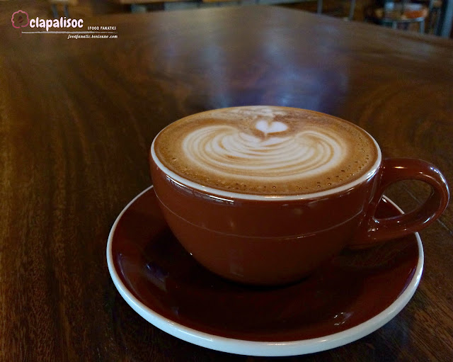 Flat White from Jack Meets Kaldi Specialty Coffee