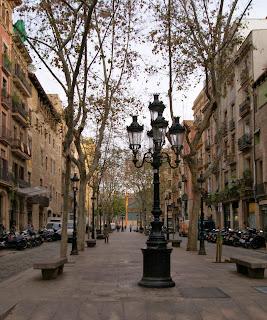 Passeig del Born (Barcelona) per Teresa Grau Ros