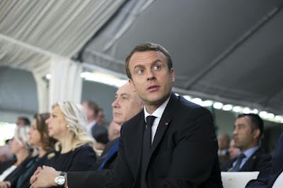 Proche-Orient: Macron appelle à une «reprise des négociations» en vue d'«une solution à deux Etats» dans - ECLAIRAGE - REFLEXION a9