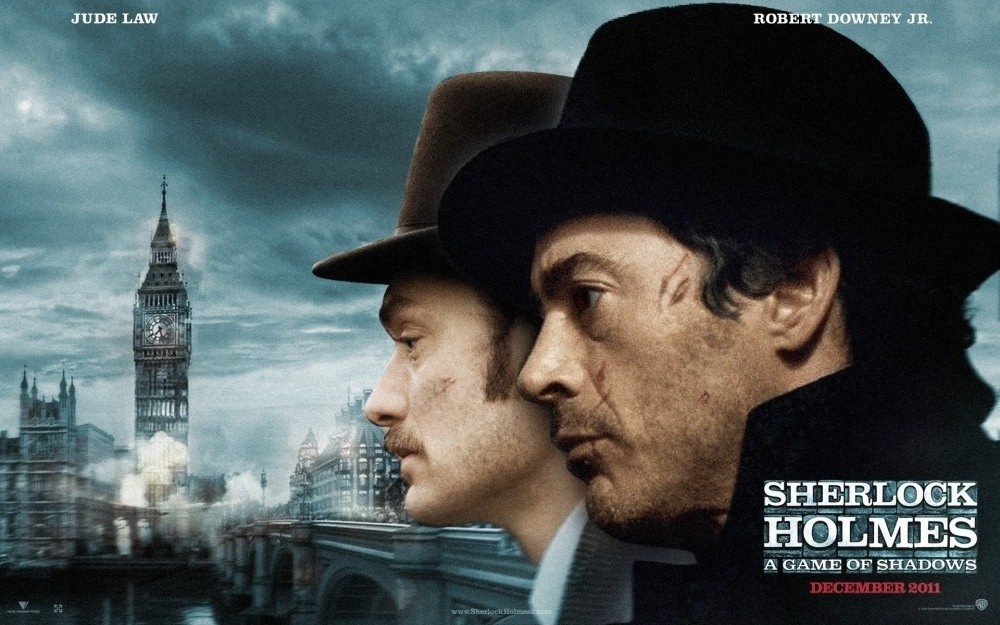 Sherlock Holmes: A Game of Shadows Reviews - Metacritic