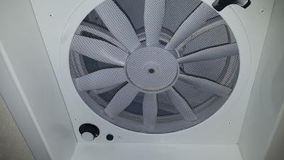 Our RV Bathroom Fan.