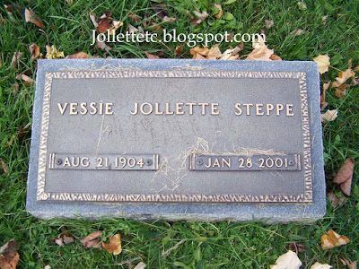 Tombstone Vessie Jollett Steppe https://jollettetc.blogspot.com