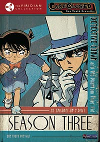 Detective Conan Season 3 Episode 55-82 Subtitle Indonesia