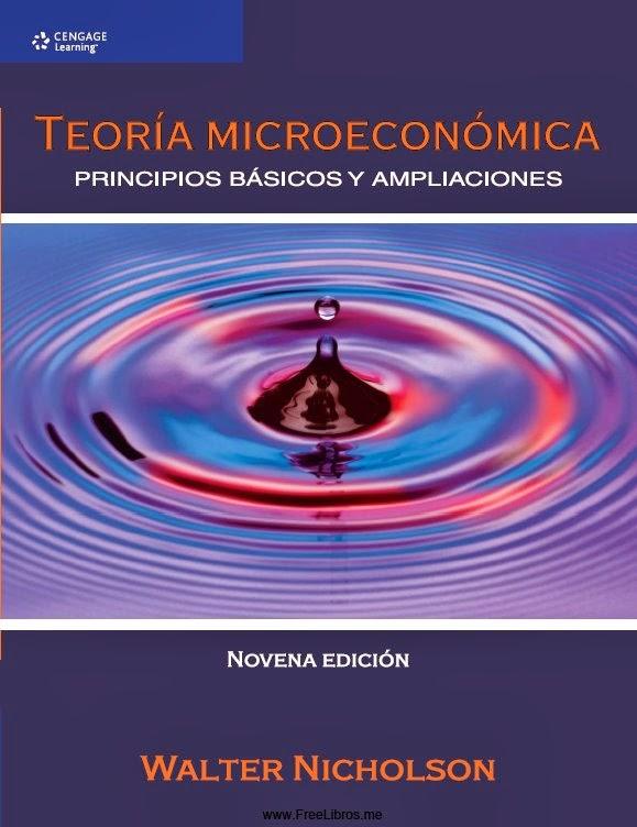 gratis teoria microeconomica nicholson pdf