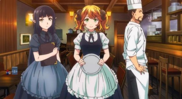 Restaurant to Another World - Top Best Silver Link Anime