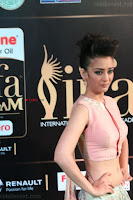 Akshara Haasan in Peach Sleevless Tight Choli Ghagra Spicy Pics ~  Exclusive 08.JPG