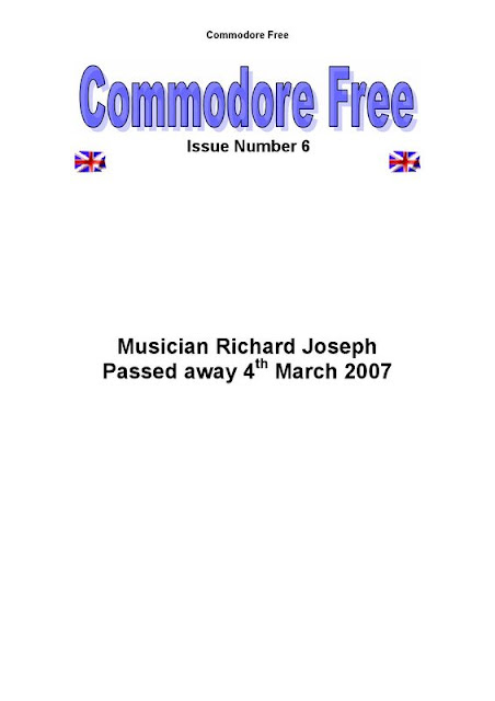 Commodore Free Magazine #006 (006)