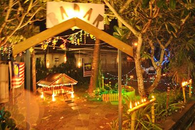 langkawian: acara lampu panjut dan hiasan khemah
