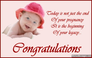 Happy Birthday wishes for baby: today is not just the and of your pregnancy it is the beaning of your legacy