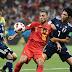 Bélgica sofre, mas vira sobre o Japão no fim e encara o Brasil nas quartas