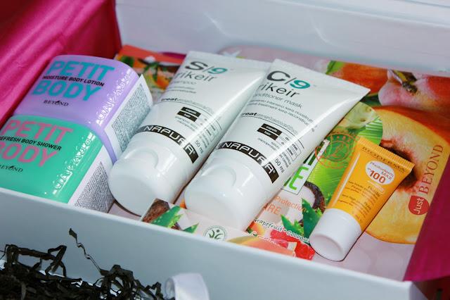 Отзыв: Enjoy Your Summer! Июльская коробочка красоты Wonderbox Beauty Box №8.