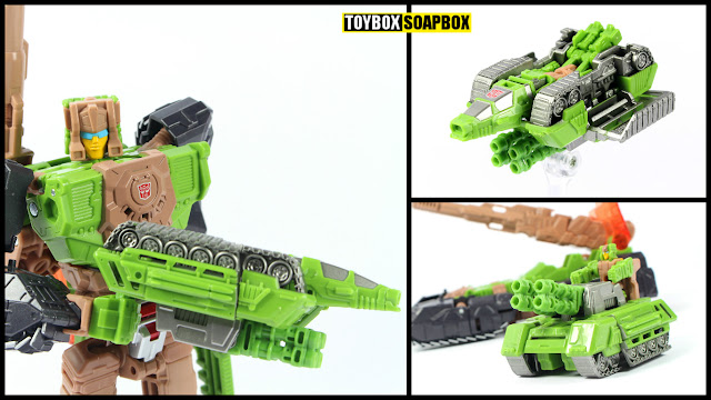 transformers legends hardhead tankette