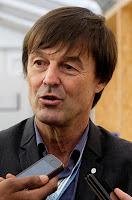 Miljøminister Nicolas Hulot. CC0 1.0, via Wikimedia