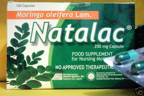 Natalac malunggay food supplement