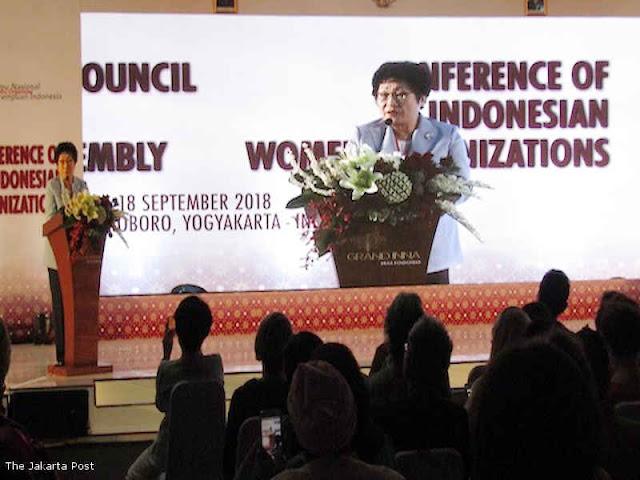International Council of Women Gelar Sidang dan Pertemuan Seribu Organisasi Perempuan