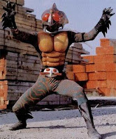 Gambar Kamen Rider Amazon (1974)
