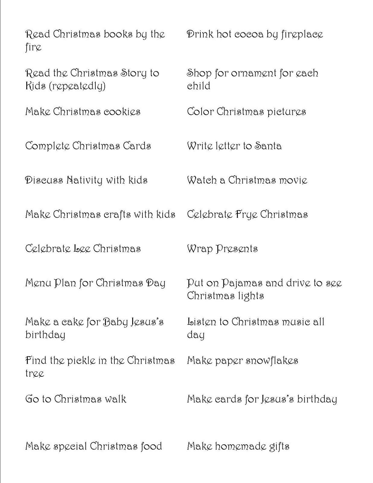 Wound Up Mom 12 Days Of Christmas Crafts Advent Calendar