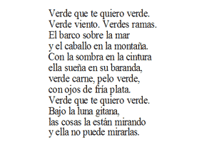 Cada línea de un poema es un verso