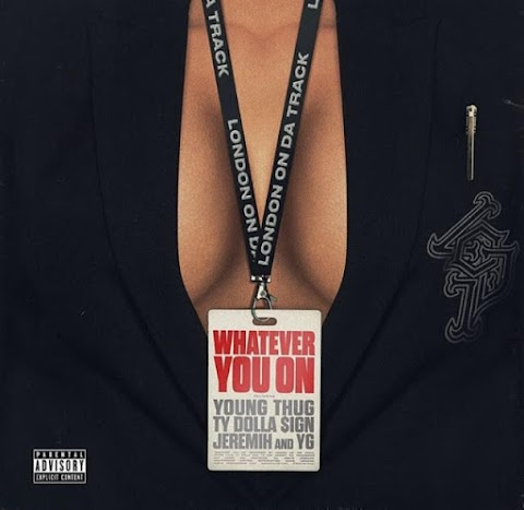 London On Da Track (@LononDaTrack) - Whatever You On (Official Video)