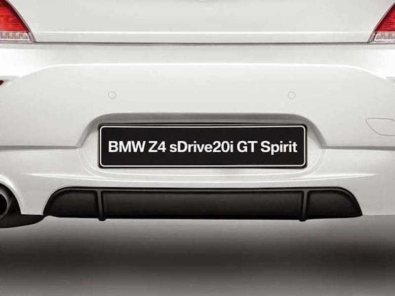 「BMW Z4 sDrive 20i GT Spirit」