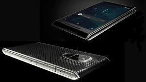 Handphone Termahal Sirin Solarin Crystal