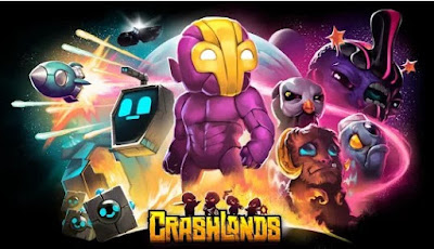 Crashlands Apk + Data free on Android