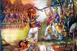 Penyebab Kematian dan Kekalahan Dursasana, Kisah Mahabharata