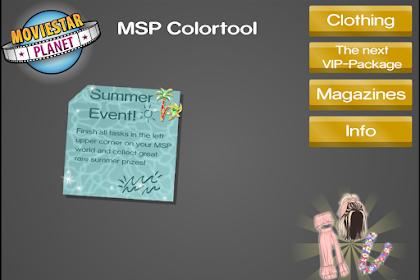 Kolorowanie Uni Msp