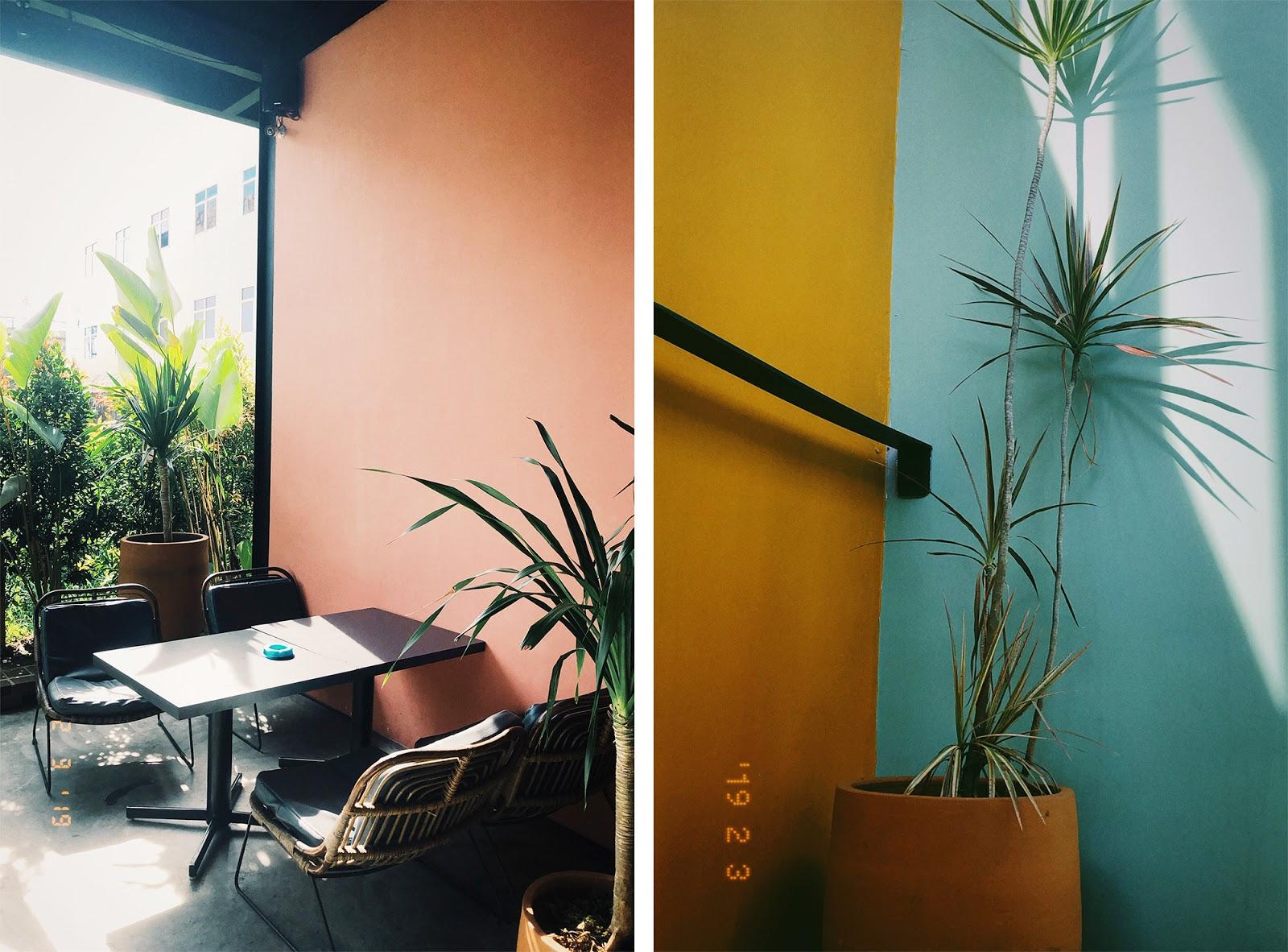 Cafe Yucca Pontianak interior | www.bigdreamerblog.com