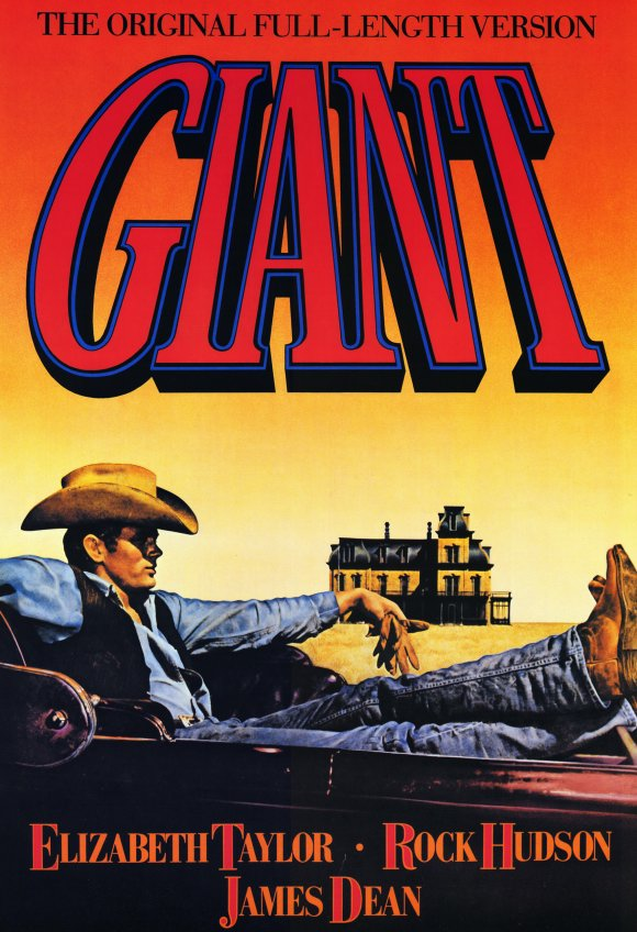 Blue Truck, Red State: Tired Old Queen at the Movies: Giant