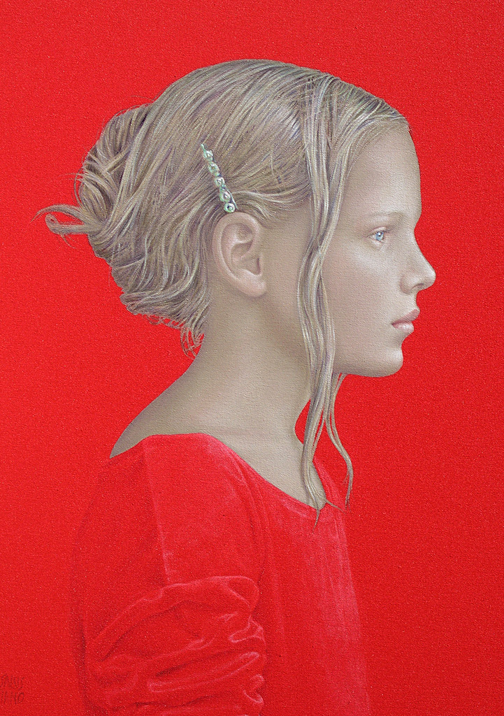Paintings by Salustiano Garcia Cruz
