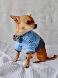 Roupas de Croche para Cachorro Pinscher
