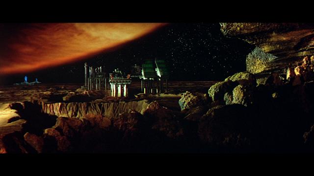 Image du film Outland : Loin de la Terre de Peter Hyams (1981)