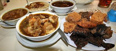 Wisata Kuliner Kota Malang (Rawon depot nguling