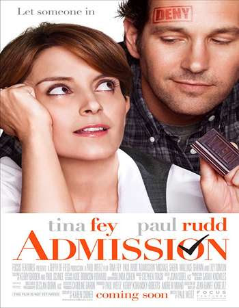 Poster Of Free Download Admission 2013 300MB Full Movie Hindi Dubbed 720P Bluray HD HEVC Small Size Pc Movie Only At worldfree4u.com
