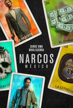 Narcos: México 1ª Temporada Torrent - WEB-DL 720p Dual Áudio