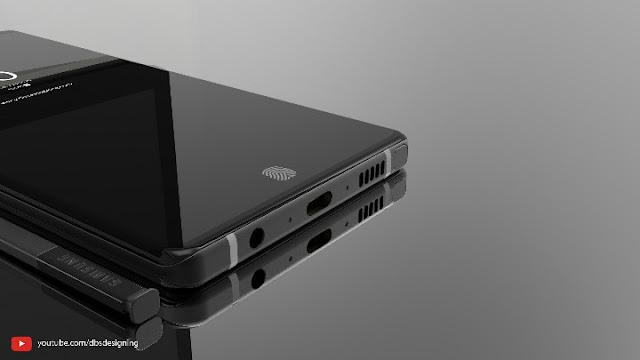 Chiêm ngưỡng concept tuyệt đẹp của Samsung Galaxy Note 9