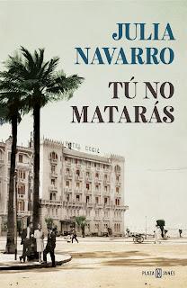 Nuevo libro julia navarro descargar gratis epub tu no mataras