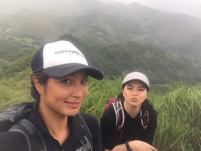 ngel Locsin Was Saddened Over The Dirty Mountains Abused By Hikers