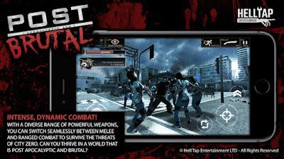 Download Post Brutal: Zombie Action RPG Mod Apk Latest Version