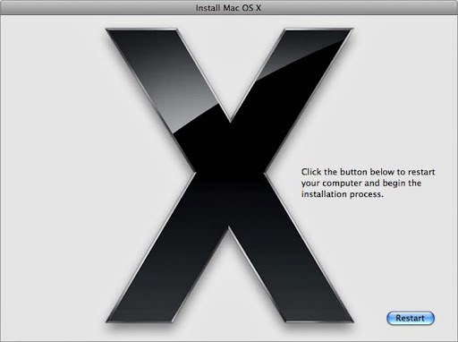 In this example I volition live on installing Mac OS X  Install Mac OS X