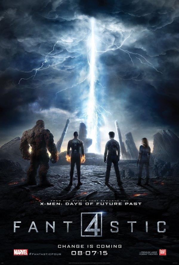 Poster 7: Fantastic Four 2