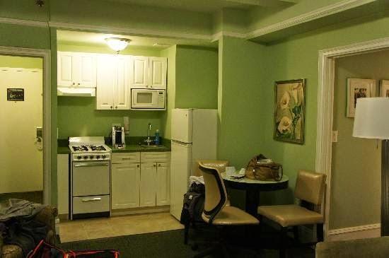 Hoteis com cozinha em Nova Iorque