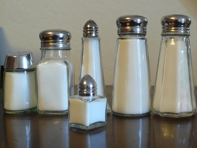 tipos de sal