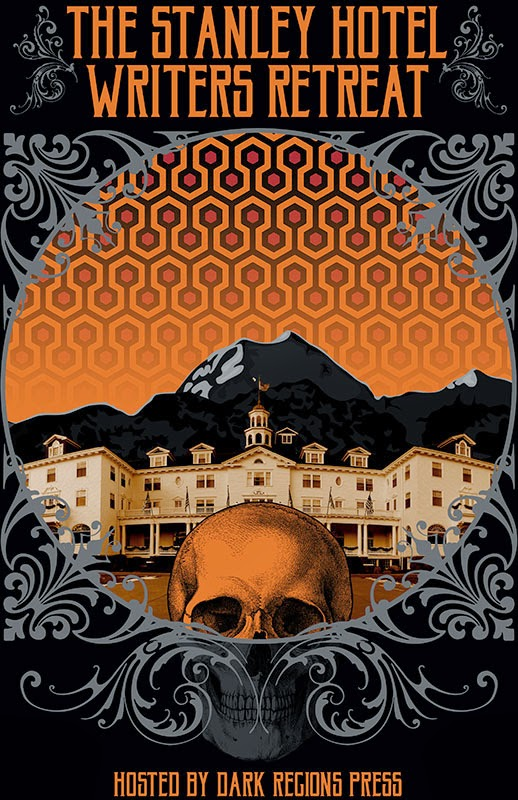 Stanley Hotel Writers Retreat Poster