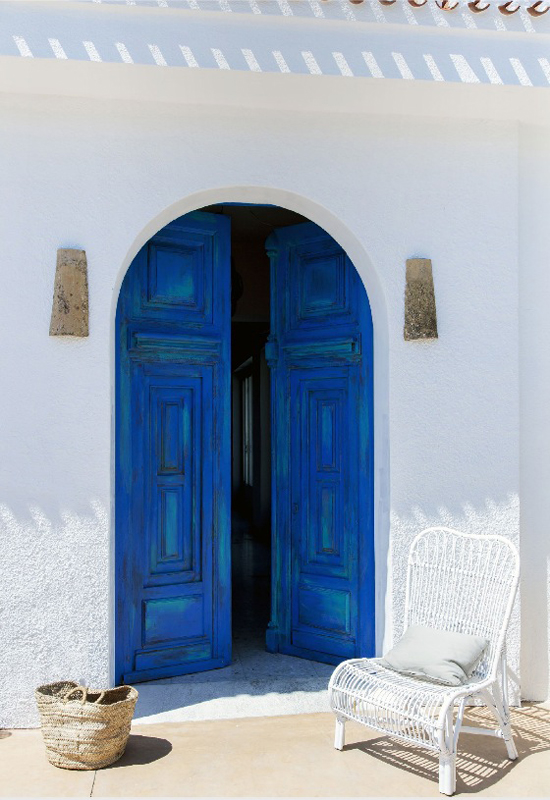 Inspired by #cobalt #blue. See more at www.myparadissi.com