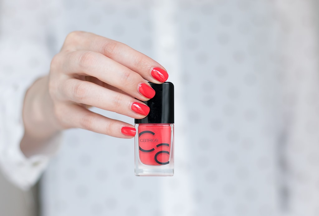 Catrice Iconails Nagellack 06 Nails On Fire